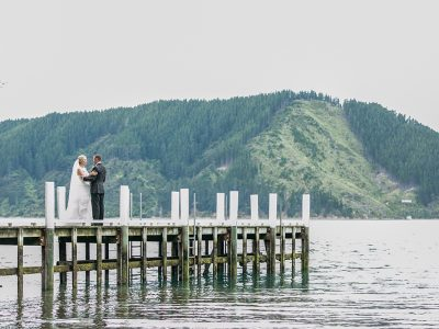 Kevin & Vanessa <br/> South Isalnd , New Zealand